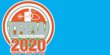 TBEW 2020 The Big Eastern Weekender tickets
