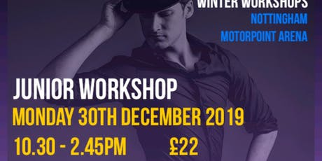 JUNIOR JAZZ DANCE WORKSHOP WITH GRAEME PICKERING tickets