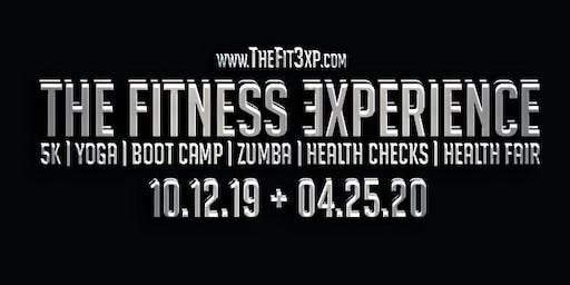 The Fitness Ǝxperience - MHK 2019 Fall