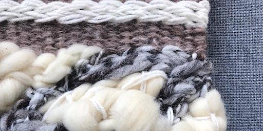 MAKE YOUR MARK - Weaving Along (Adult & Child Workshop)