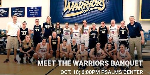 Meet the Warriors Banquet