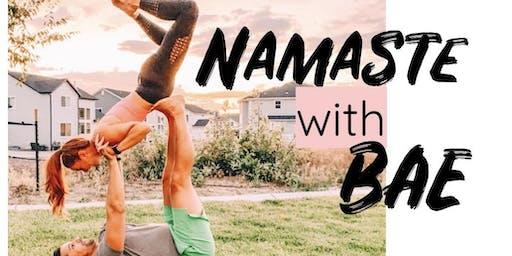 Namaste with Bae