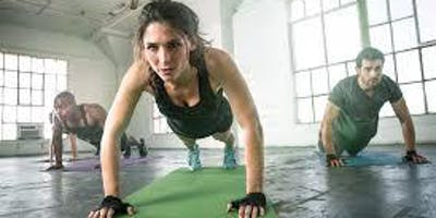 Fit-Body Bootcamp