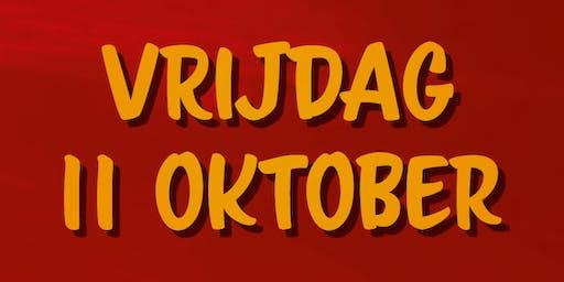 Ammerse Piratenfeest Vrijdag 11 oktober