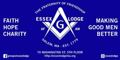 Essex Lodge - Masonic Open House