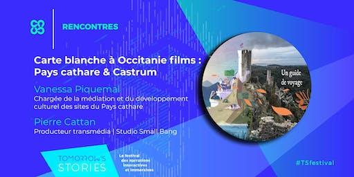 Carte blanche à Occitanie films : Pays cathare et Castrum | TS Festival