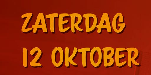 Ammerse Piratenfeest Zaterdag 12 Oktober