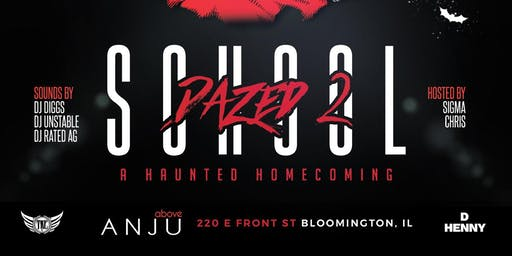 School Dazed 2:A Haunted Homecoming Party