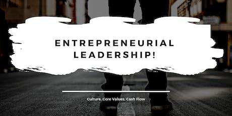 Camarillo Library Presents:  Entrepreneurial Leadership tickets