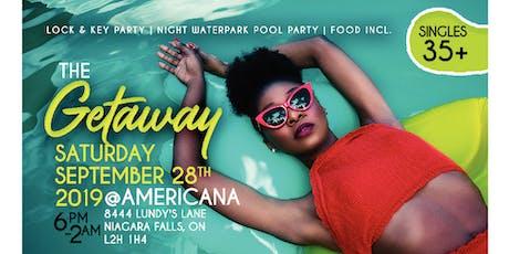 Ebony Singles Travel Presents: The Getaway - Canada meets USA - Niagara Falls ON - Day Trip tickets