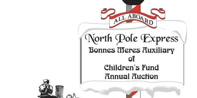 Bonnes Meres Auxiliary Annual Auction - The North Pole Express