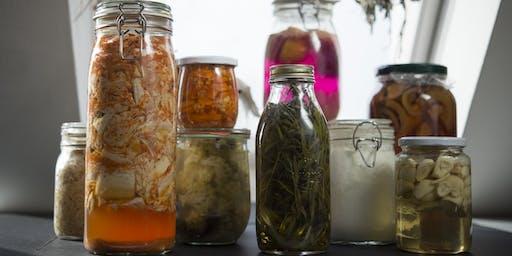 Kimchi, Kraut & Pickles - Fermentation Workshop
