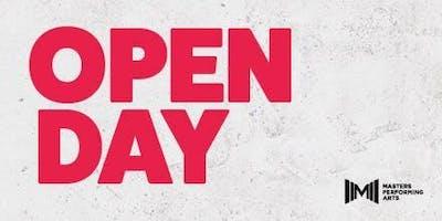 MASTERS OPEN DAY NO.2 - SATURDAY 9TH NOVEMBER 2019