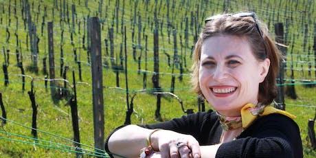 Meet Daniela Mastroberardino from Terredora di Paolo in Campania! tickets