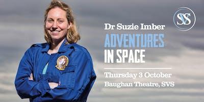 Dr Suzie Imber Talk - 'Adventures in Space'