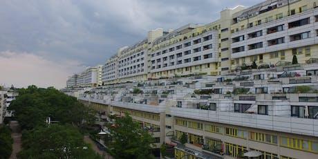 City Walk: Schlafen über der Autobahn - Wohnbebauung Schlangenbader Straße Tickets