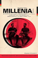 Dones and Devlin's Millenia tickets