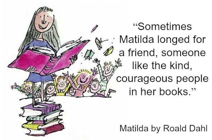 Film Screening of Roald Dahl's Matilda Tickets, Sat 14 Sep