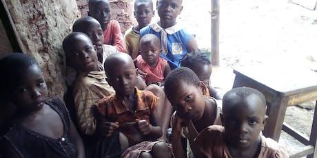 Help Orphans in Uganda Fundraising Dinner tickets