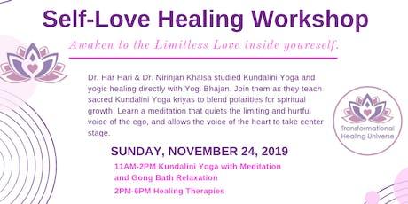 Self Love Healing Workshop tickets