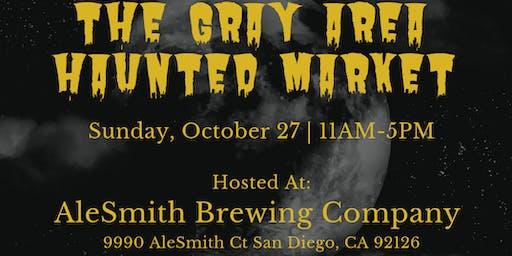Gray Area Haunted Market