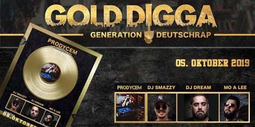 Gold Digga // Generation Deutschrap // Atrium