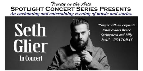 Spotlight Concert: Seth Glier and friends tickets