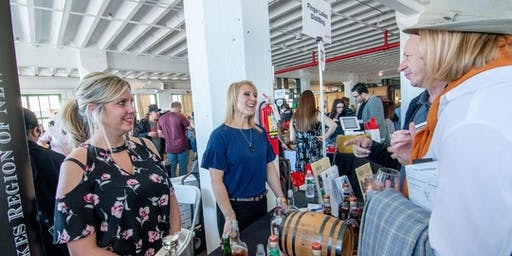 Brooklyn Crush Wine & Artisanal Food Festival: Fall Edition