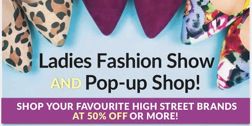 Fashion Show and Pop-up Shop