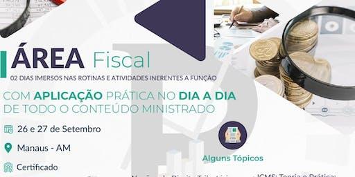 CURSO PRÁTICO DE AUXILIAR FISCAL - AM
