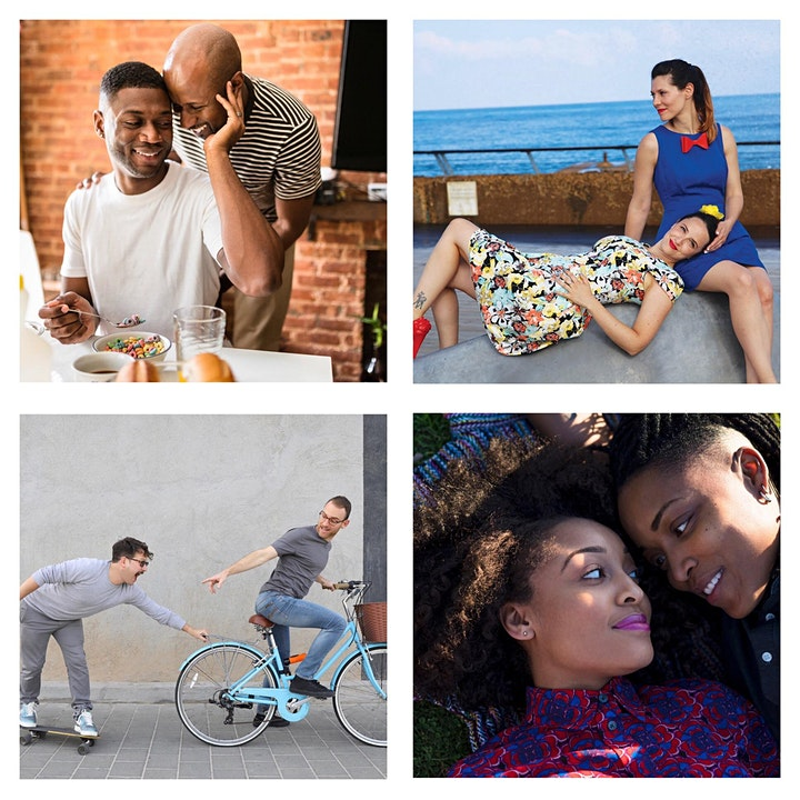 Connect & Unwind: Love Wins! LGBTQ+ Weekend Couples Retreat (LONG BEACH) image