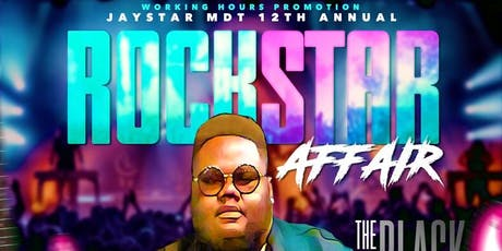 ROCK STAR AFFAIR 12TH ANNUAL tickets