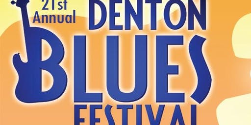 2019 Denton Blues Festival