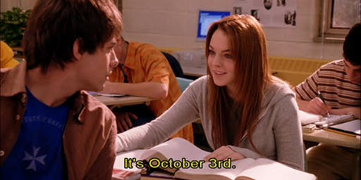 'Mean Girls' Trivia on 'Mean Girls' Day Eve at Rec Room