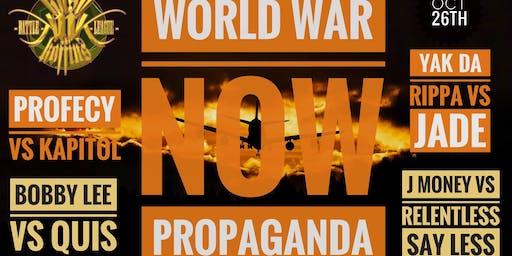 World War Now - PROPAGANDA