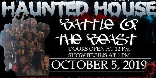 Haunted house Dance competition
