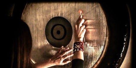 Bagno di Gong e Meditazione Sonora biglietti