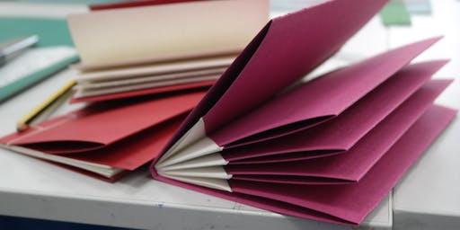 MAKE YOUR MARK - Bookbinding