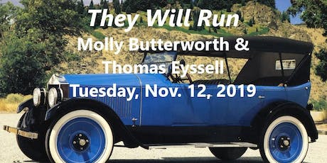 They Will Run - The Golden Age of the Automobile in St. Louis tickets