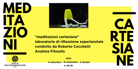 Meditazioni Cartesiane - Laboratorio di riflessione esperienziale biglietti