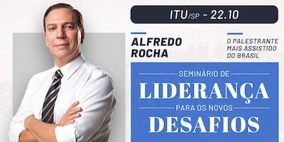 Seminário de Liderança (Itua/SP) com Alfredo Rocha