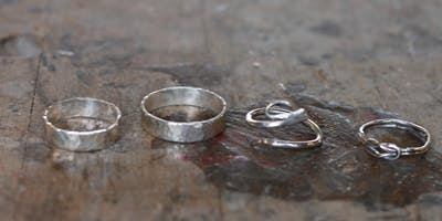 MAKE YOUR MARK - Make a Silver Ring in a Day