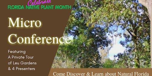 Microconference Celebrating Florida's Environment