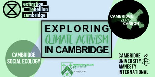 Exploring Climate Activism in Cambridge