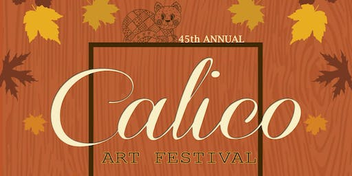 45th Annual Calico Art Festival