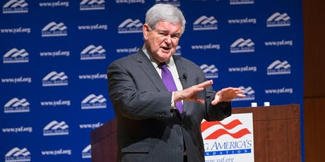 Newt Gingrich: Facing America's Biggest Threat tickets