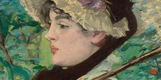Manet and Modern Beauty at the Getty Center: Morning