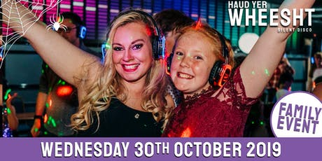 HYW Family Halloween Silent Disco at Cupar Corn Exchange tickets