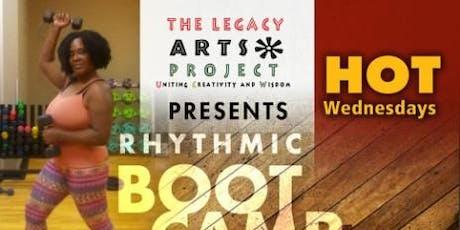 Hot Wednesdays • Rhythmic Boot Camp with Nedra Williams tickets