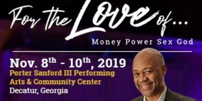 For The Love Of...  Palmer Williams Jr. Stage Play